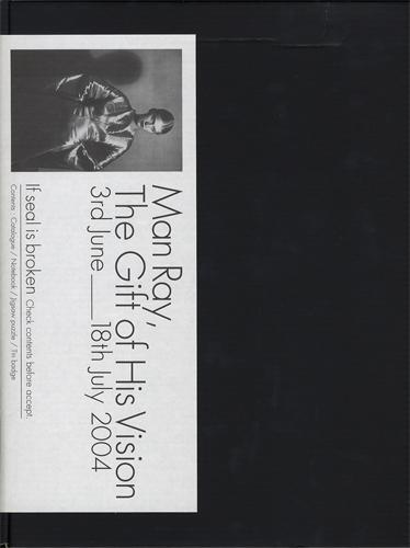 Man Ray: The Gift of His Vision マン・レイ展 まなざしの贈り物