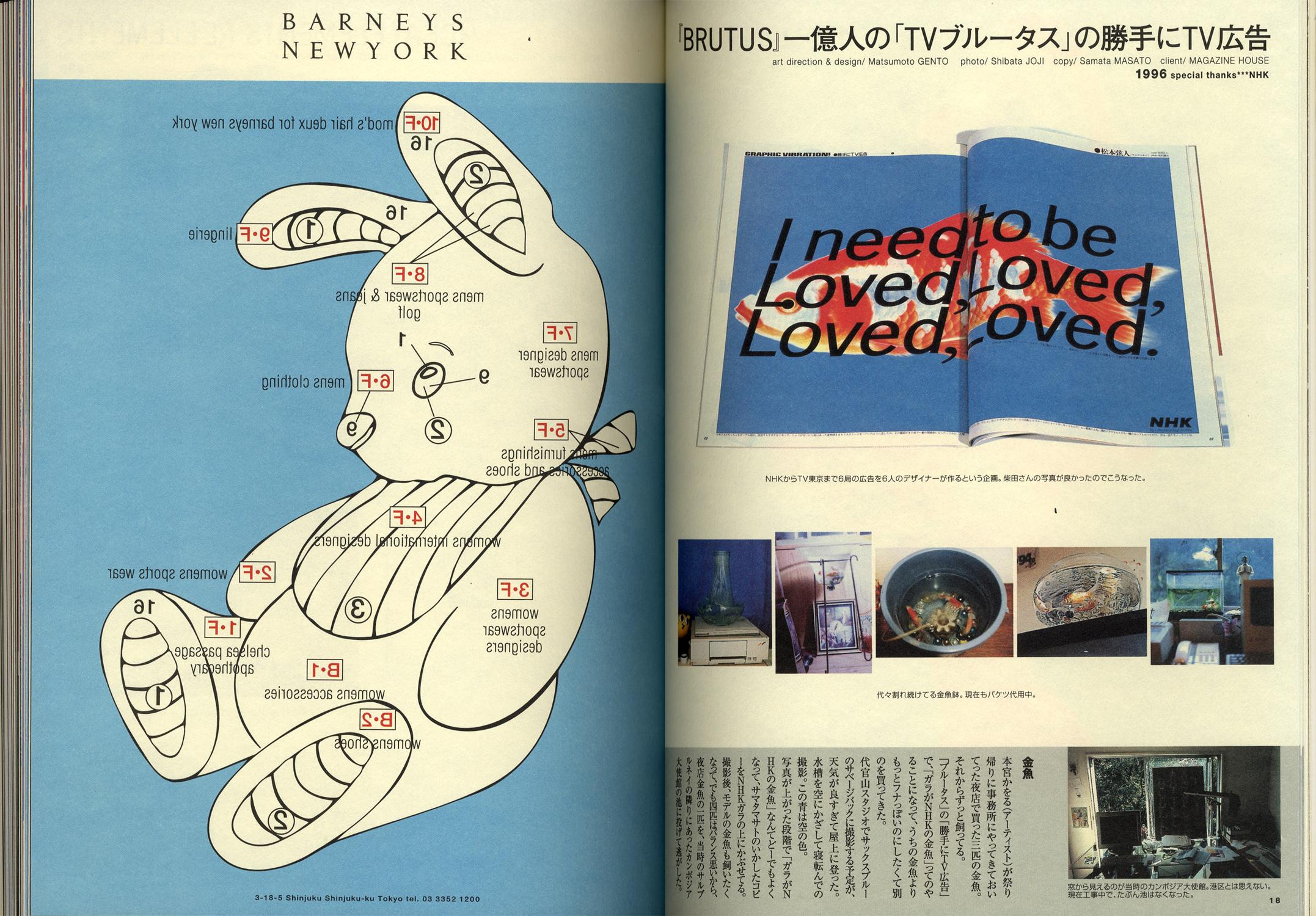 松本弦人の仕事と周辺 Director and Designer SCAN #1[image2]