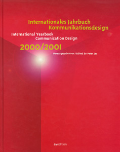 Internationales Jahrbuch Kommunikationsdesign 2000 | 2001 International Yearbook Communication Design 2000 | 2001