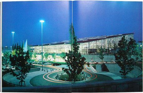 Architecture for Transportation / Architektur fur den Verkehr von Gerkan Marg und Partner[image2]