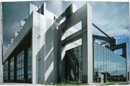 Architecture for Transportation / Architektur fur den Verkehr von Gerkan Marg und Partner[image3]