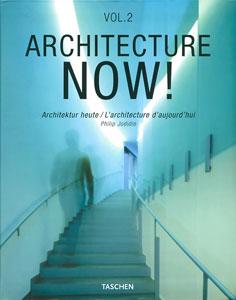 ARCHITECTURE NOW ! VOL.2 Architecture heute / L'architecture d'aujourd'hui