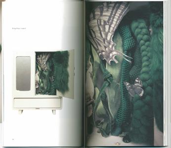 study in green 緑色の研究 勝本みつる作品集[image2]