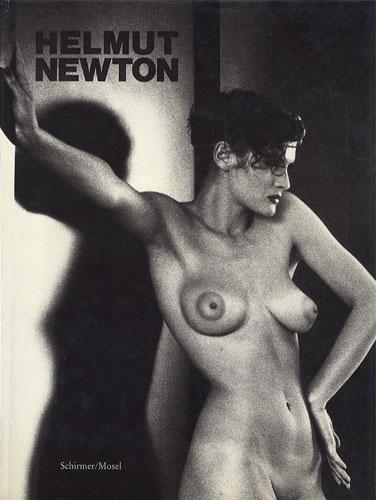 Helmut Newton Mit einem Text von Karl Lagerfeld