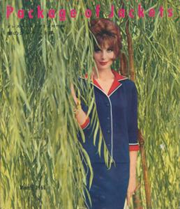 ドレスメーキング 3月号付録/DRESSMAKING STYLE BOOK MARCH 1961