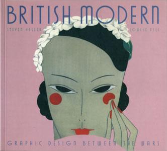 British Modern Graphic Design Between the Wars