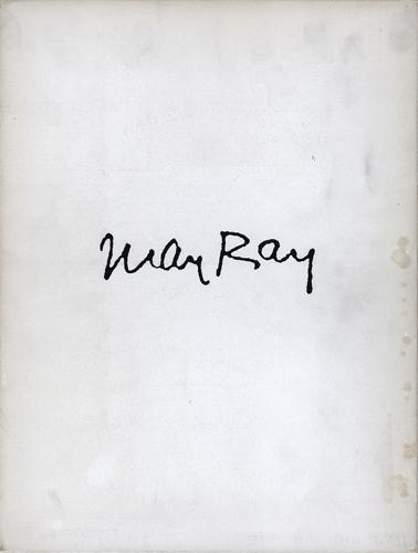 生誕100年記念 マン・レイ展[image1]