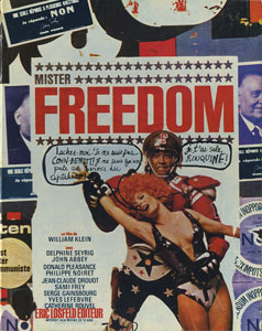 William Klein: MISTER FREEDOM