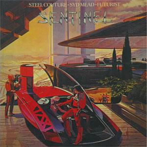 SENTINEL STEEL COUTURE-SYD MEAD- FUTURIST