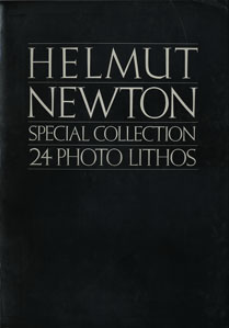 Helmut Newton: Special Collection 24 Photo Lithos[image1]