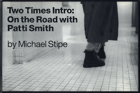 Two Times Intro: On the Road With Patti Smith[image1]