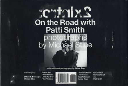 Two Times Intro: On the Road With Patti Smith[image2]