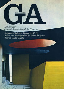 GA グローバル・アーキテクチュア No.11|ル・コルビュジエ ラ・トゥーレットの修道院 1957-60