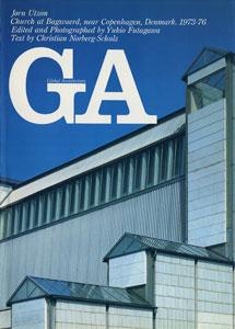 GA グローバル・アーキテクチュア No.61|ヨーン・ウツソン バウスヴェアーの教会 1973-76