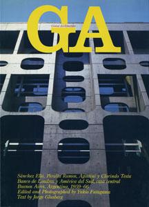GA グローバル・アーキテクチュア No.65|SEPRA & クロリンド・テスタ ロンドン・南アメリカ銀行本店 1959-66