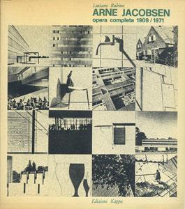 ARNE JACOBSEN opera completa 1909 / 1971
