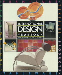The International Design Year Book 1986/87[image1]