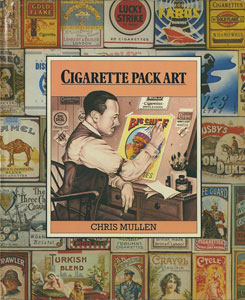 Cigarette Pack Art