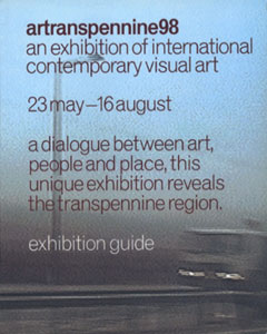 artranspennine98 exhibition guide