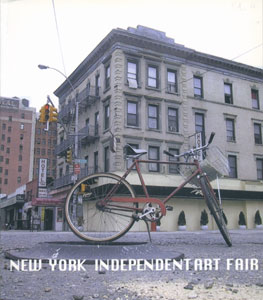 NEW YORK INDEPENDENT ART FAIR
