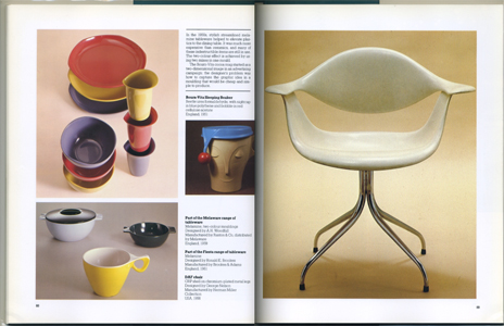 Classic Plastics From Bakelite to High-tech with a Collector's Guide[image2]