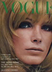 VOGUE No.14 OCTOBER 15th 1965