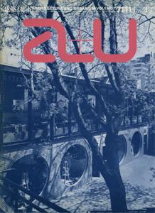 a+u Architecture and Urbanism 建築と都市 1971年11月号