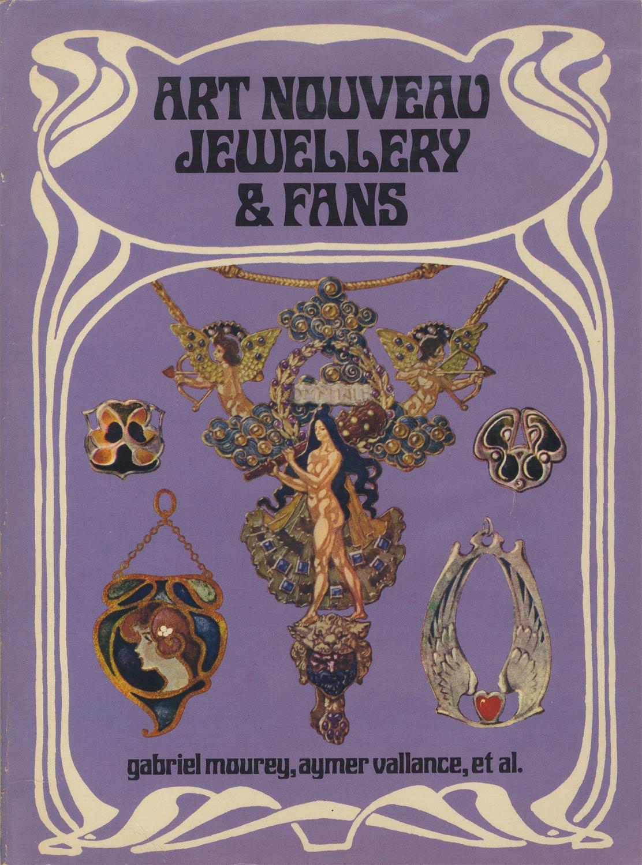Art Nouveau Jewelry & Fans
