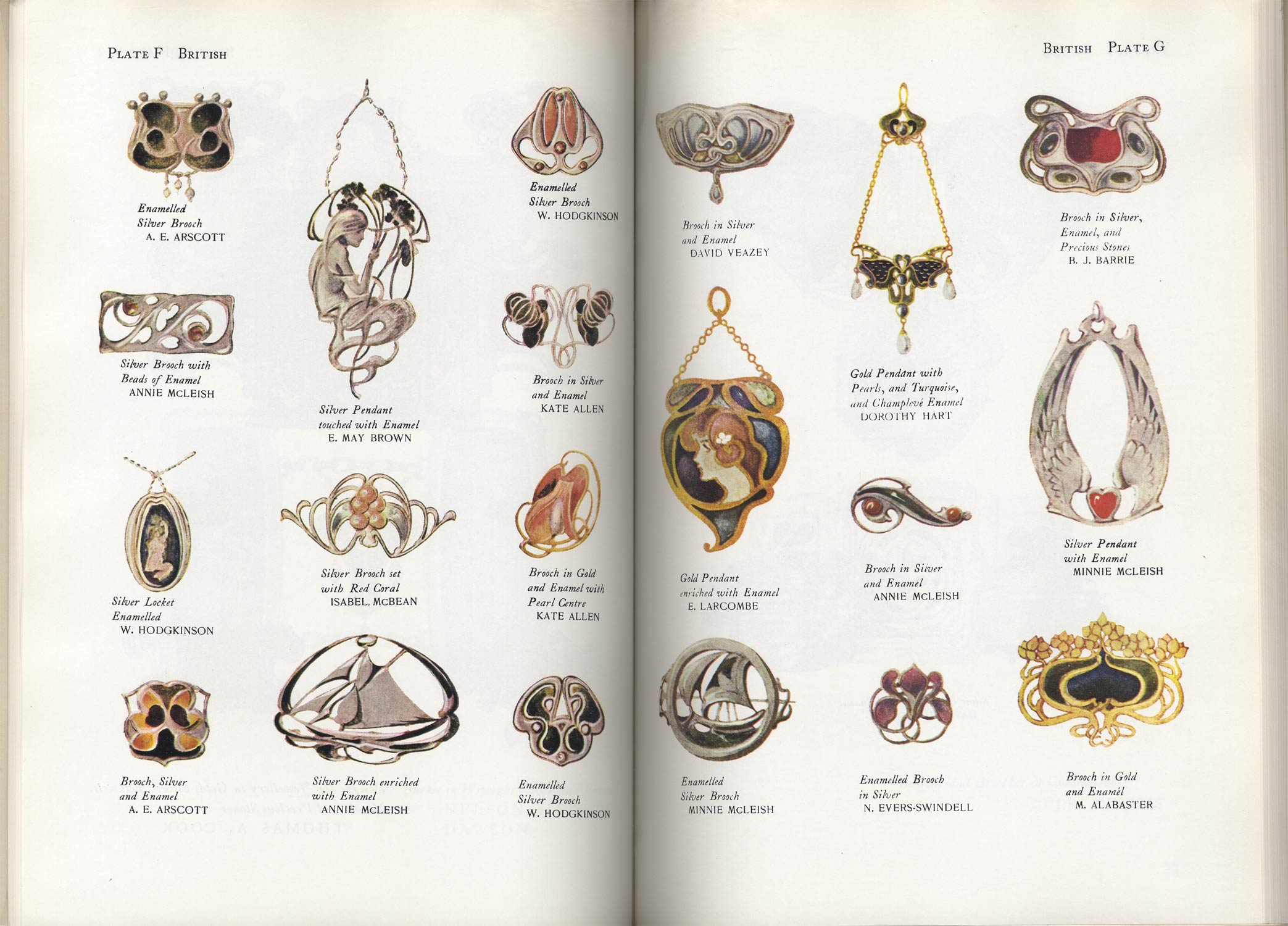 Art Nouveau Jewelry & Fans[image3]