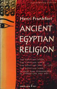 Ancient Egyptian Religion an Interpretation