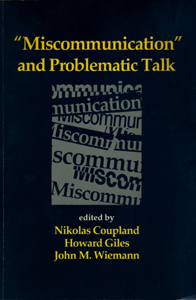 Miscommunication and Problematic Talk