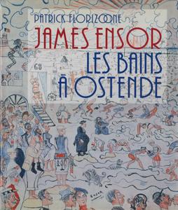 James Ensor Les Bains a Ostende