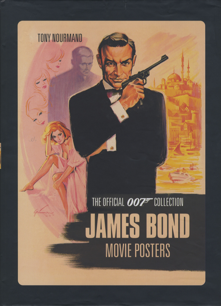 JAMES BOND MOVIE POSTERS THE OFFICIAL 007 COLLECTION[image1]