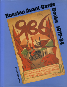 Russian Avant-garde Books 1917-34