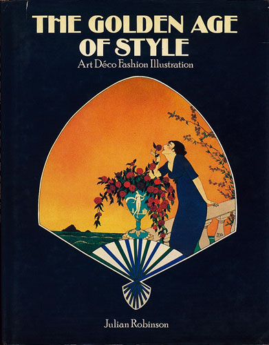 The Golden Age of Style Art Deco Fashion Illustration