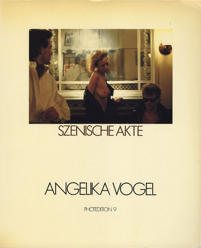 ANGELIKA VOGEL: SZENISCHE AKTE PHOTOEDITION 9