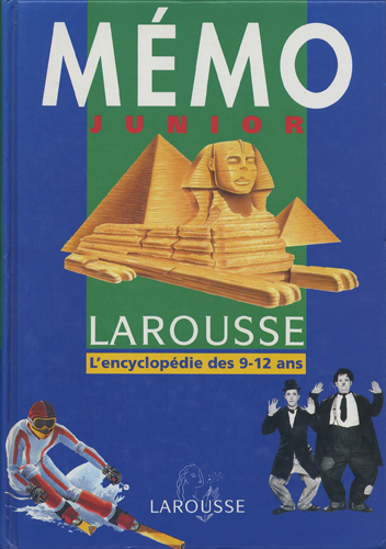 MÉMO JUNIOR L'encyclopedie des 9-12 ans