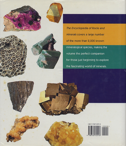 Encyclopedia of Rocks and Minerals[image2]