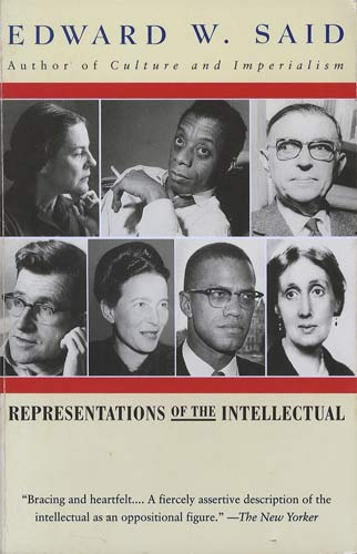 Representations of the Intellectual The 1993 Reith Lectures