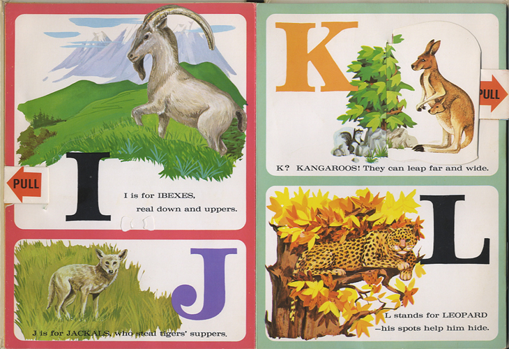 Pop-Up Animal Alphabet Book[image3]