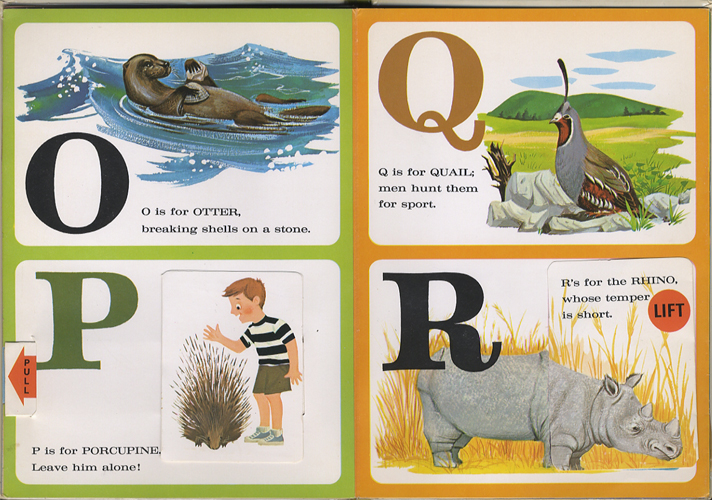Pop-Up Animal Alphabet Book[image4]