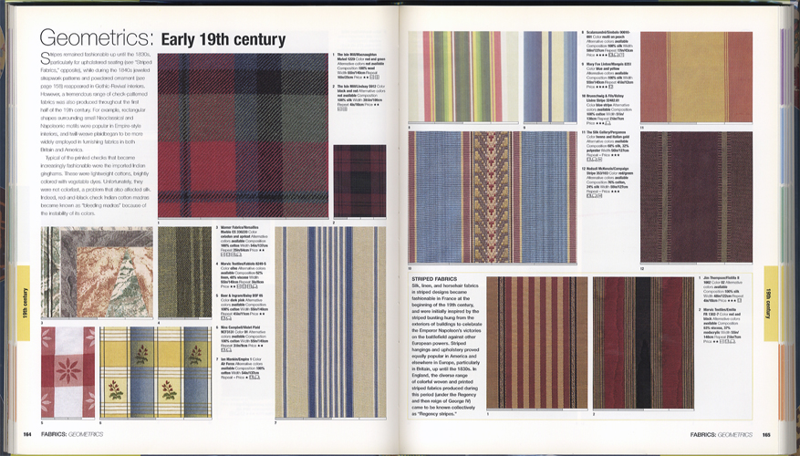 The Style Sourcebook The Definitive Illustrated Directory of Fabrics Paints Wallpaper Tiles Flooring[image2]