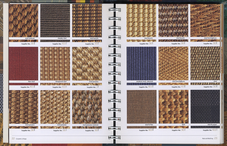 The Surface Texture Book Over 800 Colour and Texture Samples for Every Surface、 Furnishing and Finish[image2]
