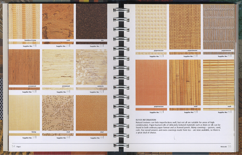 The Surface Texture Book Over 800 Colour and Texture Samples for Every Surface、 Furnishing and Finish[image3]