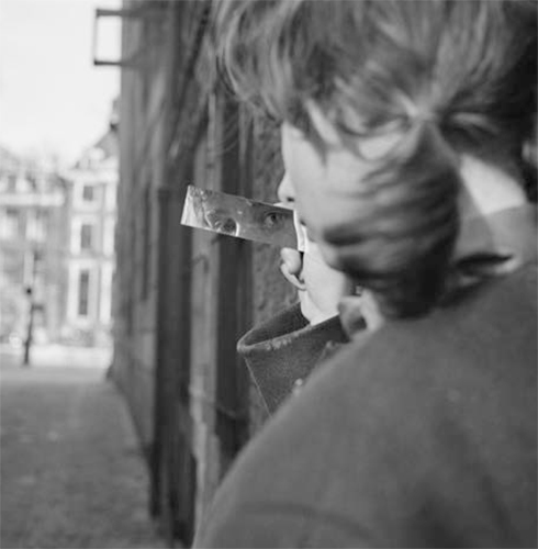 Johan van der Keuken: Les Copains[image5]