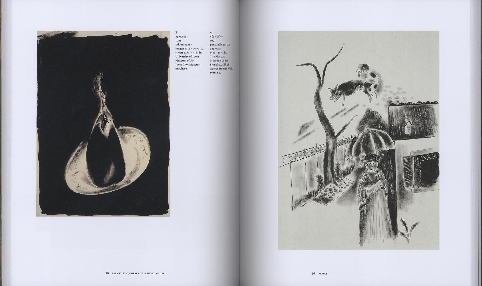 The Artistic Journey of Yasuo Kuniyoshi[image2]
