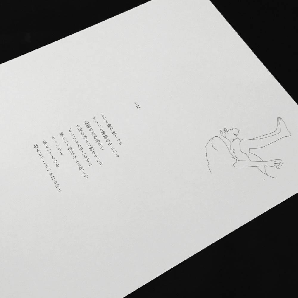 DOOR 二千十七 橘いずみ作品集[image4]