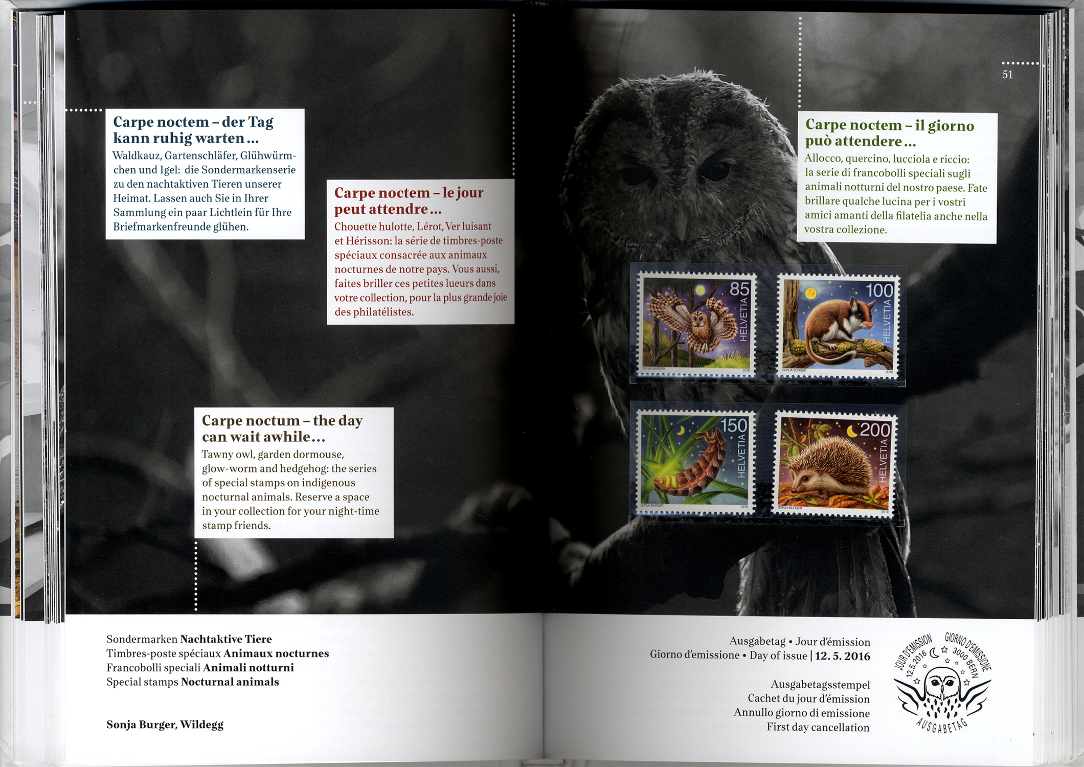 Year book of Swiss stamps 2006[image4]