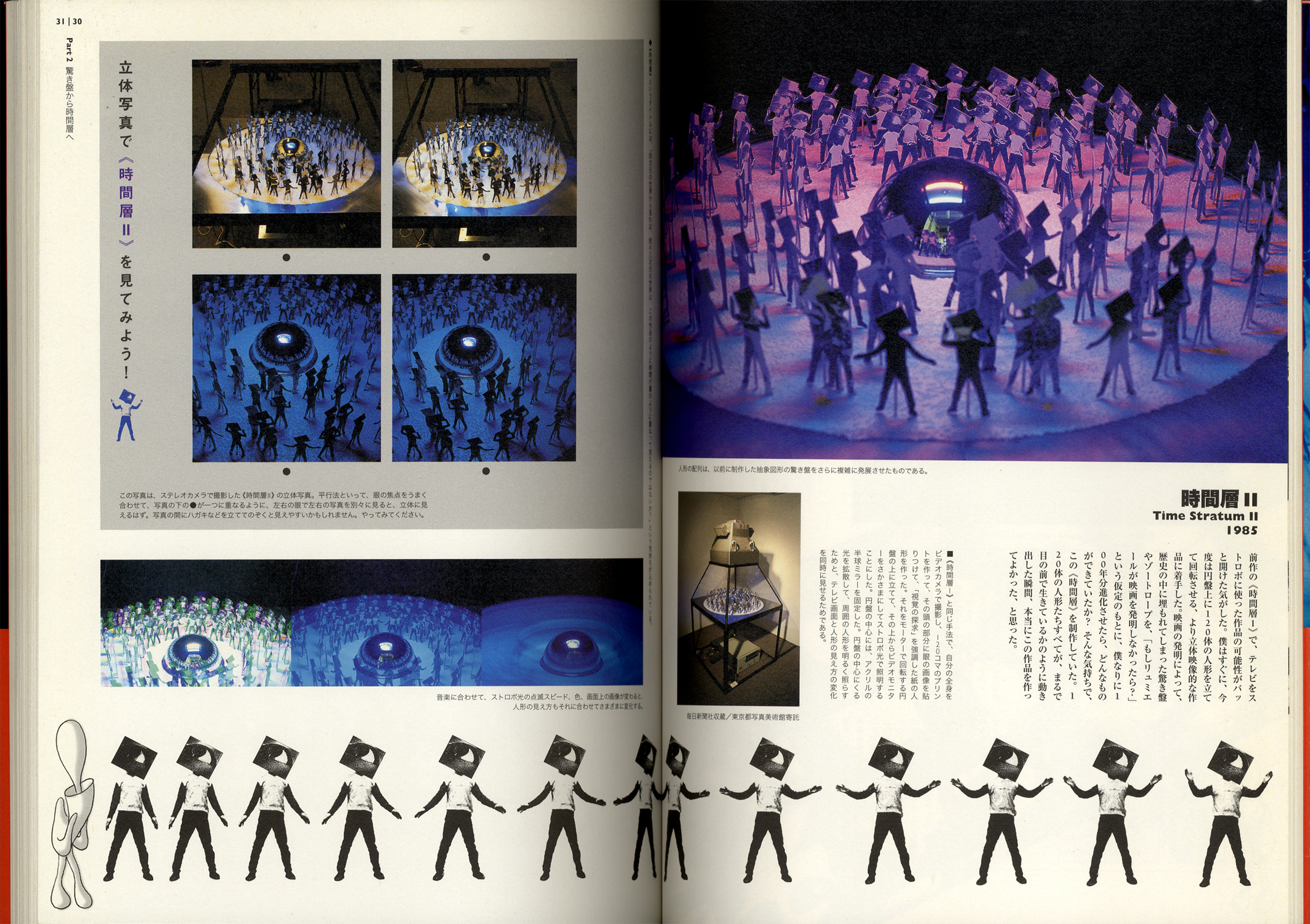 岩井俊雄の仕事と周辺 Artist、 Director and Designer SCAN #7[image2]