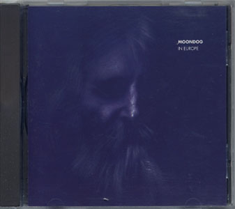 MOONDOG: IN EUROPE